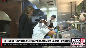 Valley-based chefs, restaurateurs help more women enter field