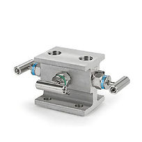 Direct Mounting for Differential Pressure Transmitter Astava 3 way 302