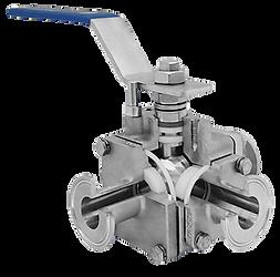 Igenix® 3, 4, Or 5-way Multi-port Ball V