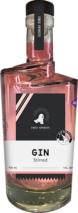 Free Spirits – Gin Stirred 700ml