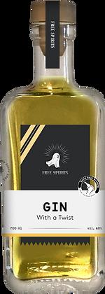 Free spirits - Gin with a twist 100ml