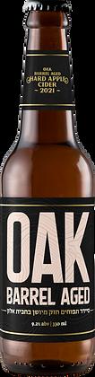 OAK barrel aged cider 2021 - 6 pack