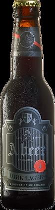 A-beer dark Lager
