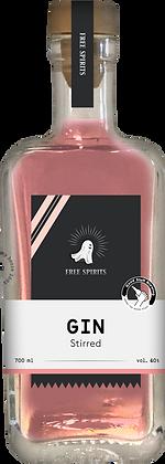 Free Spirits – Gin Stirred 100ml