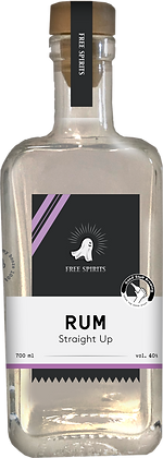 Free Spirits – Rum 100ml