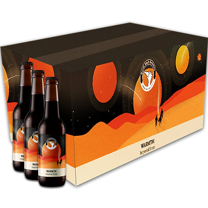 WARMTH Imperial Stout CASE