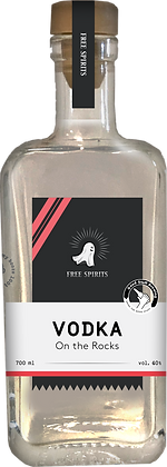 Free Spirits – Vodka 100ml