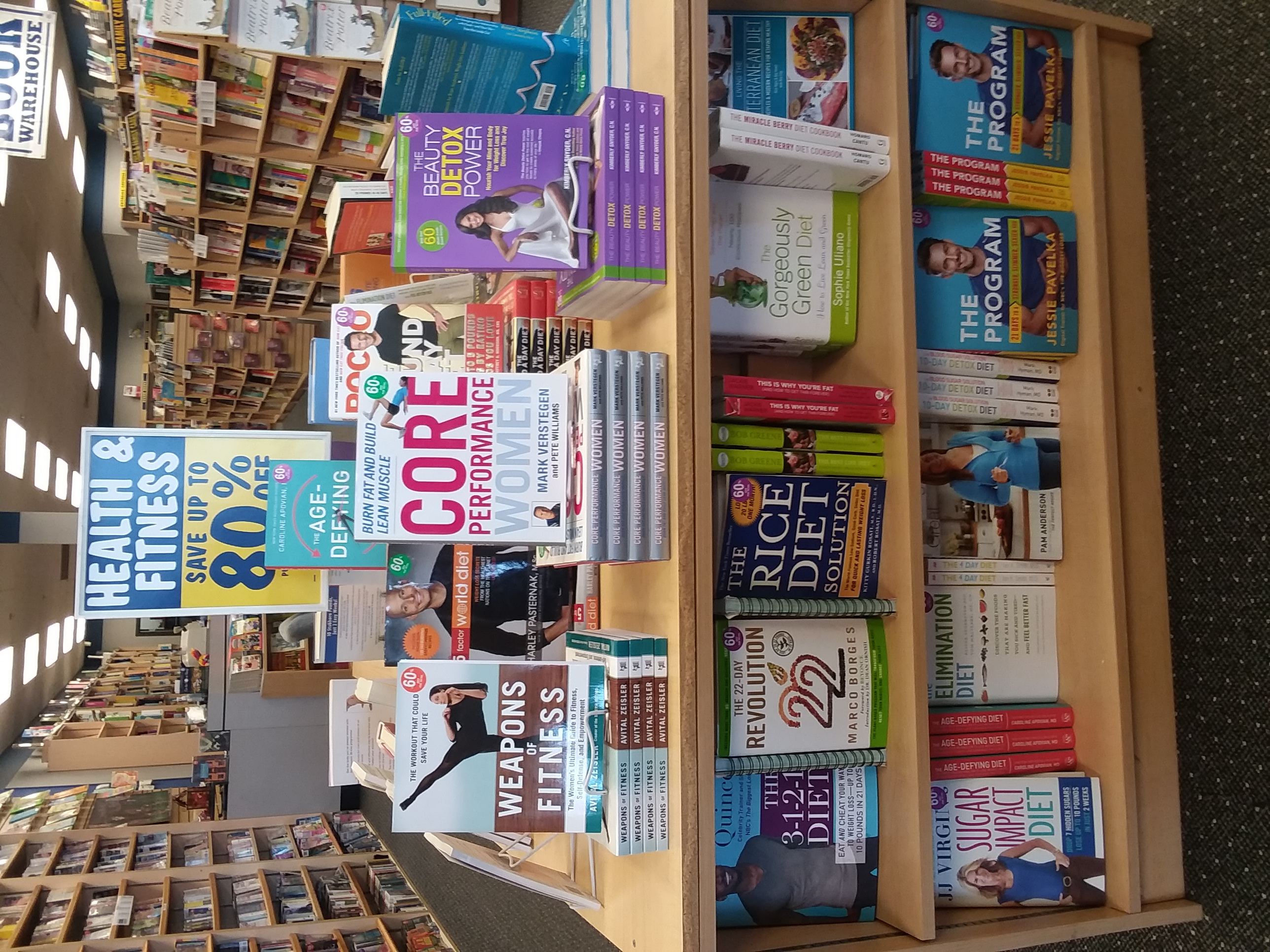 Book Warehouse - Tilton