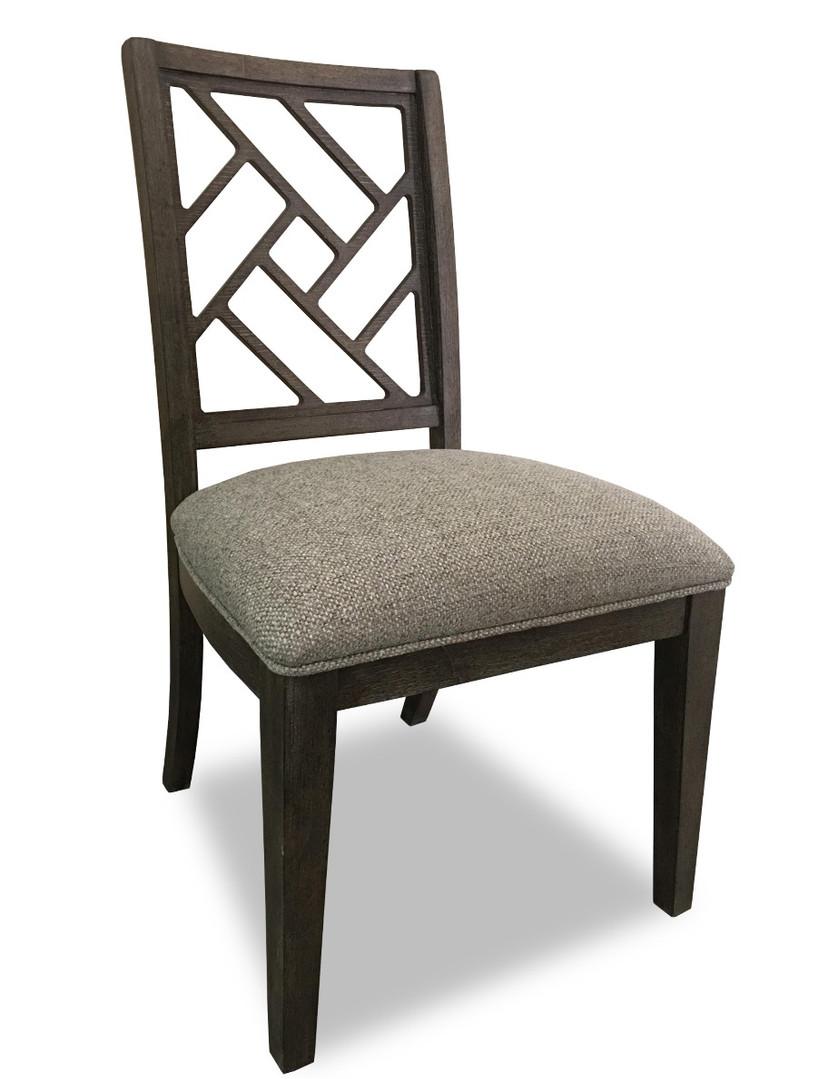 Lattice Side Chair