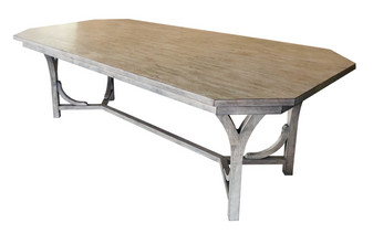 Octagon Dining Table