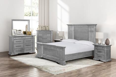 Sanremo Bedroom Greystone