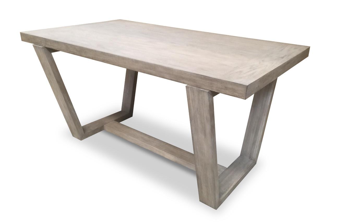 Trapezoid Led Gathering Table