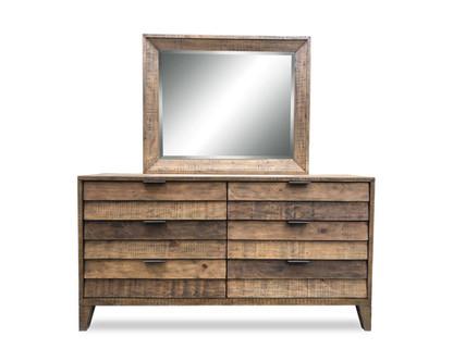 Dresser mirror Long Board