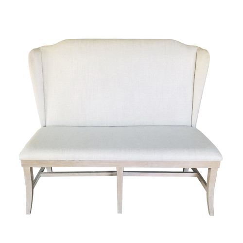 Wing Dining Bench