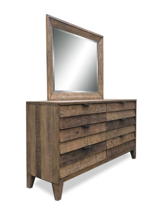 Cardiff Reef Dresser Mirror Long board