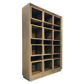 Bookshelf Coronado Brown