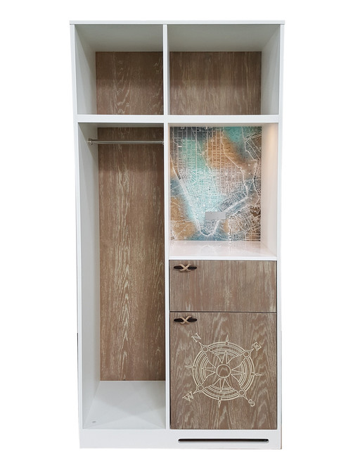 Multi-use Closet Unit