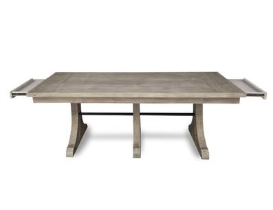 La Brea Dining Table Burlap