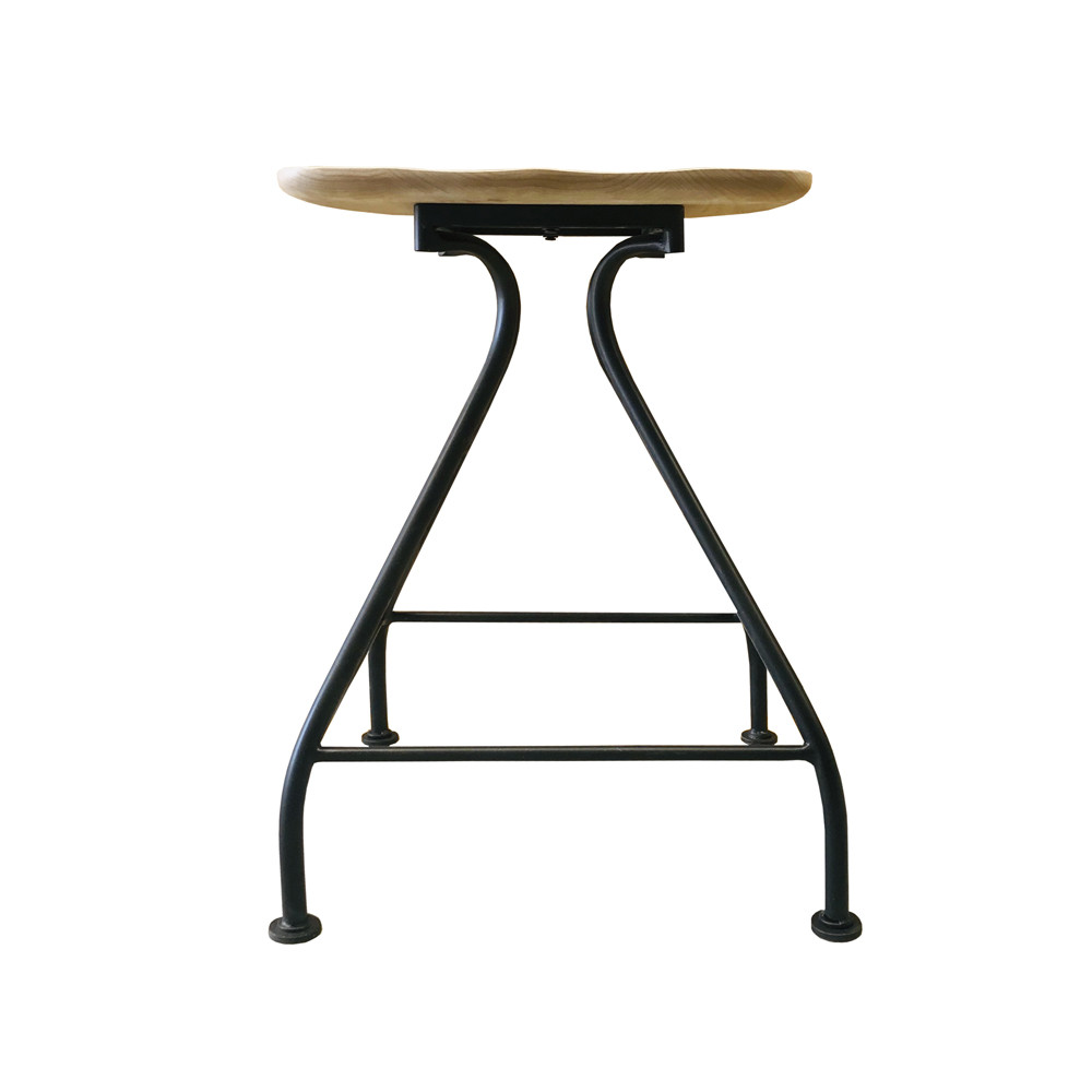 Metal Gathering Stool