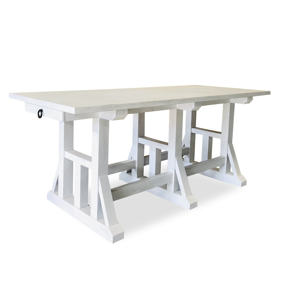Trestle Gathering Table