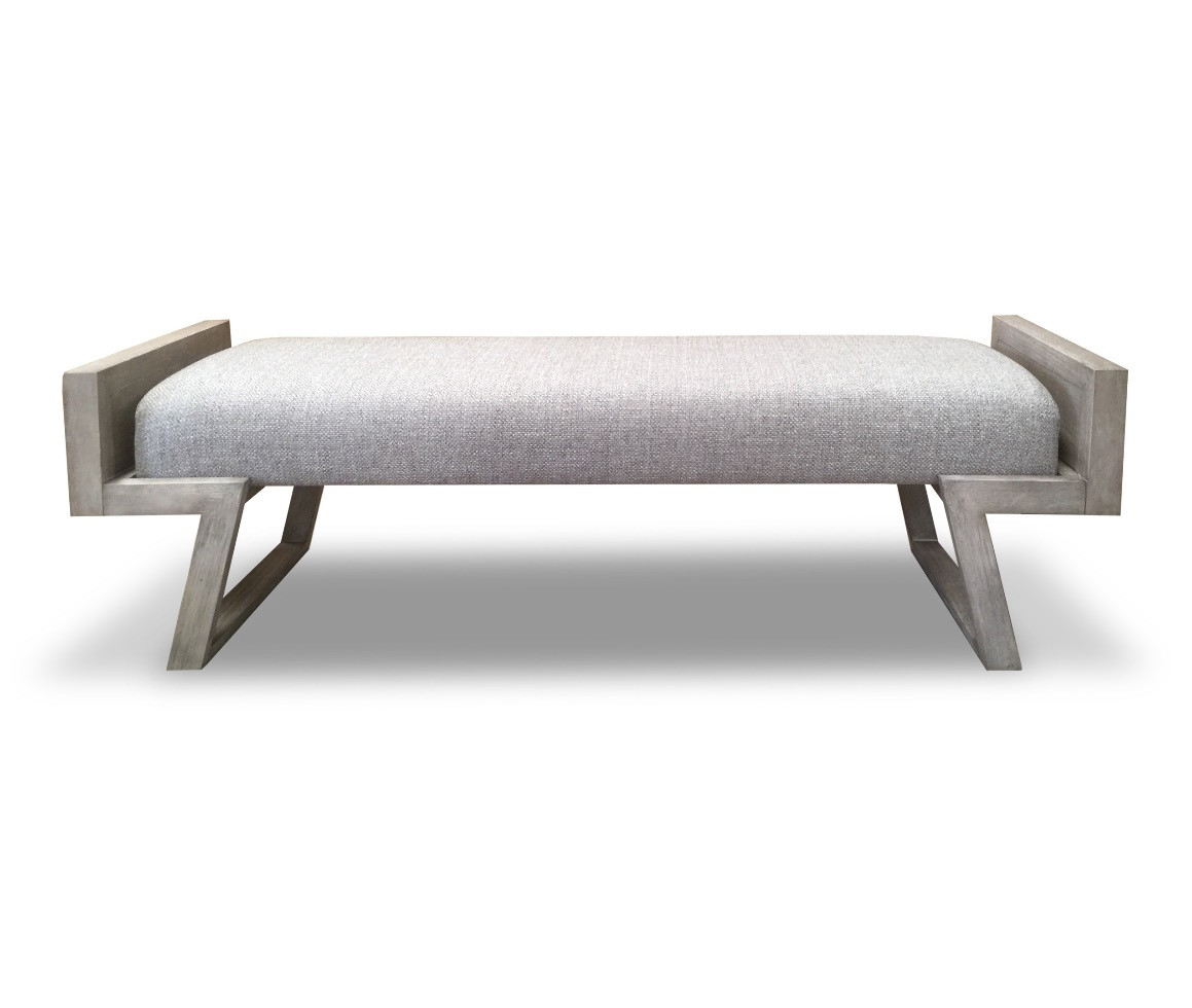 Cushion Bed Bench