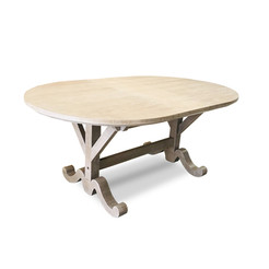 Mustache Oval Dining Table