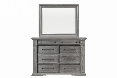Sanremo Dresser Mirror Greystone