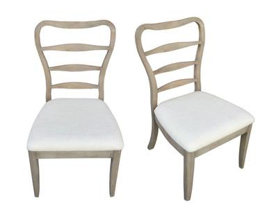 La Brea Dining Chair Burlap