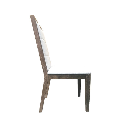 9 Pad Dining Chair