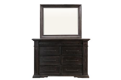 Sanremo Dresser Mirror Brown Bark
