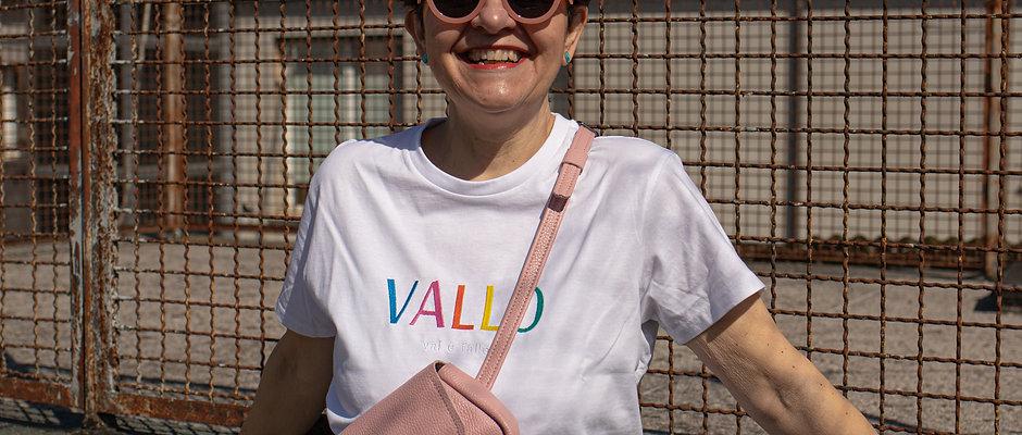 T-shirt VALLO - Vai e Fallo