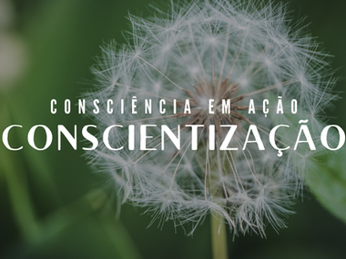 Conscientização em ação