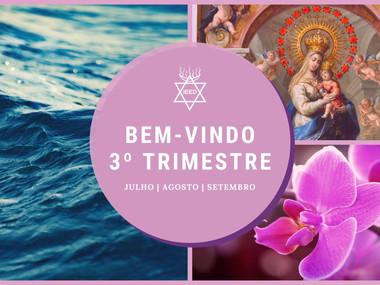 Bem-vindo 3º Trimestre !