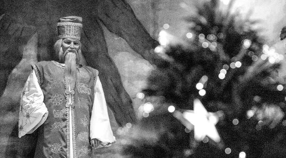 História do nascimento de Jesus