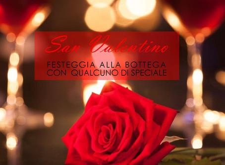 San Valentino alla Bottega...