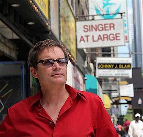 "Johnny J Blair ""Singer at Large"""
