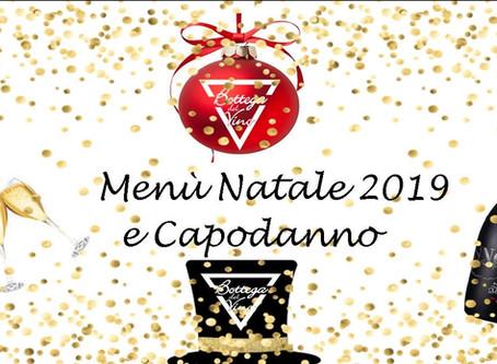 Le Festività alla Bottega? Ecco le proposte...