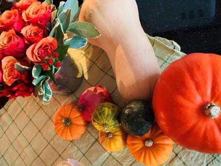 Castagne, zucca, funghi, tartufi, fichi, uva, selvaggina… è arrivato l'autunno!