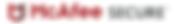 Website GrasFabriek is McAfee Secure Certified