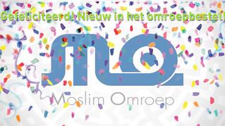GrasFabriek feliciteert nieuwe Moslimomroep