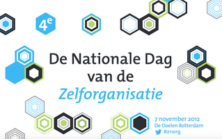 GrasFabriek themasessie op De 4e Nationale Dag van de Zelforganisatie
