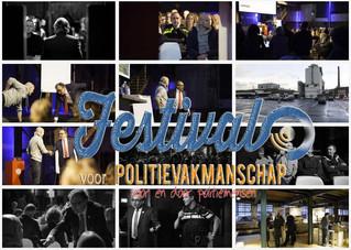 1e Festival Politievakmanschap: voor medewerkers door medewerkers