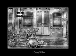 Penang Trishaw