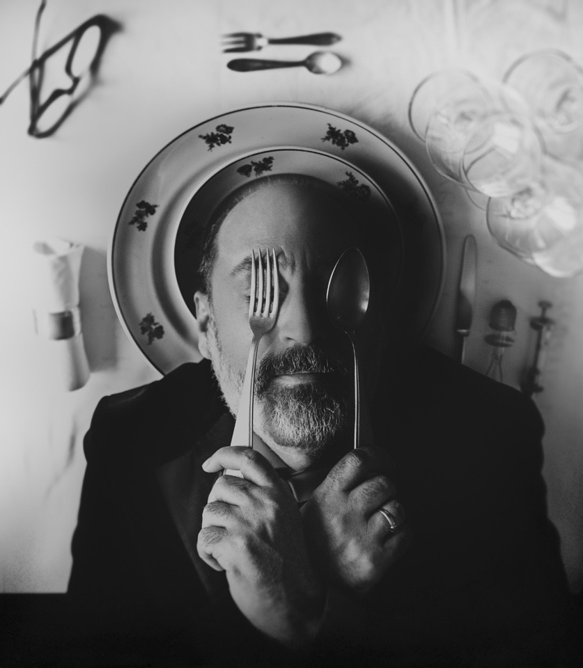 Self portrait ©︎Oleg Ferstein