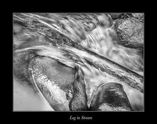 Log in stream