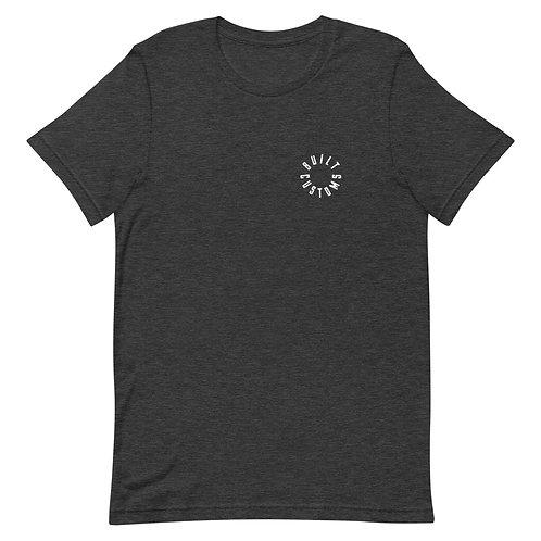 'Never Tamed' Short-Sleeve Unisex T-Shirt