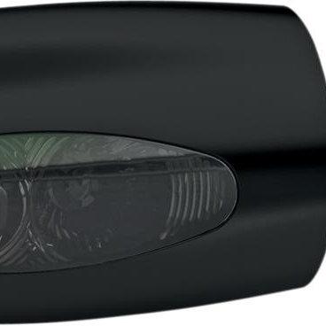Kellerman Indicator BL 1000 Bar End Fit Black Tinted Lens