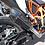 Thumbnail: XP13C Carbon Fibre Hexagonal Exhaust Silencer 51mm