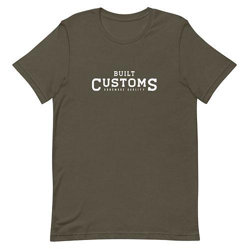 Built Customs Khaki Tee