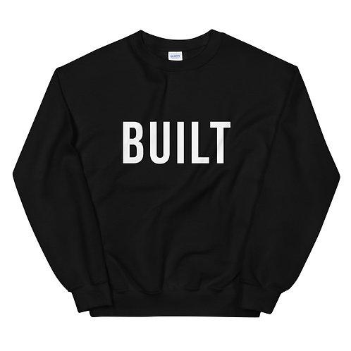 'The OG' Unisex Sweatshirt - Black/White